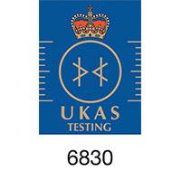 UKAS Asbestos Accreditation Logo