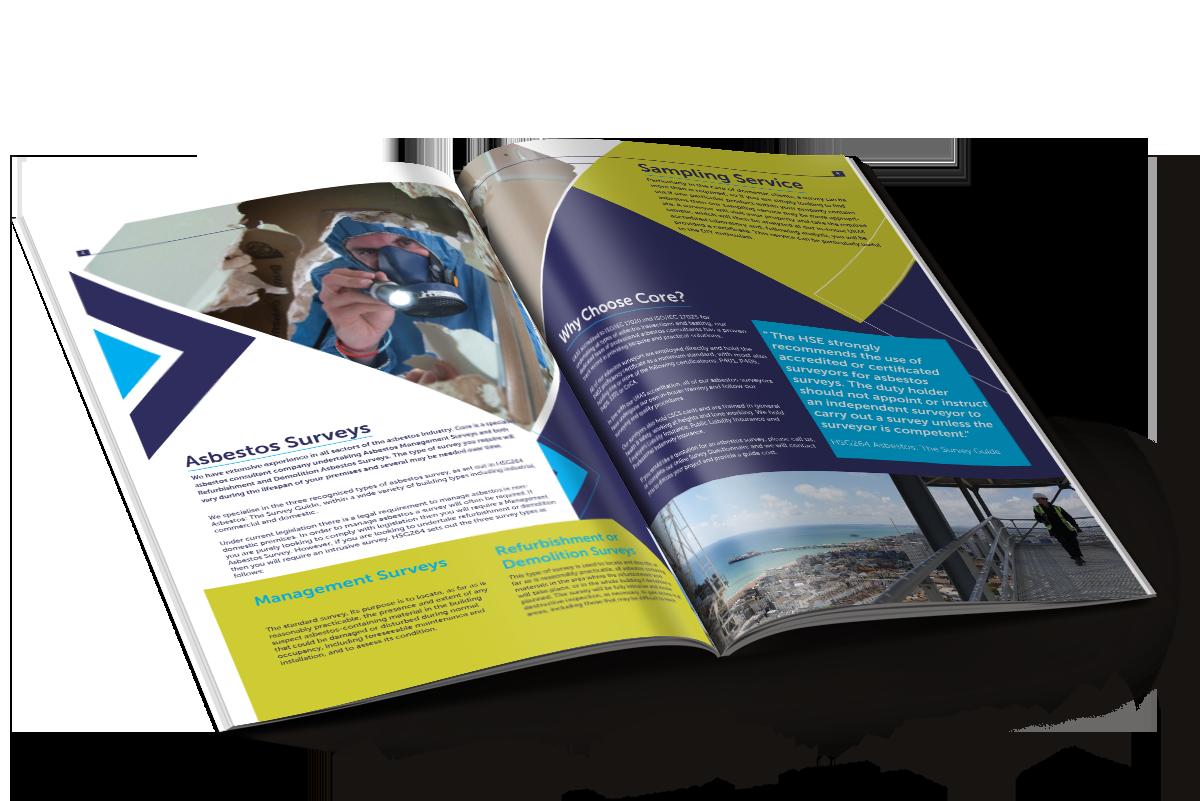 Asbestos Surveys Brochure