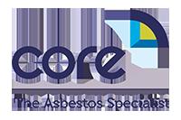 Core Surveys Logo - Asbestos Surveys London, Surrey, Brighton, Sussex and Wales