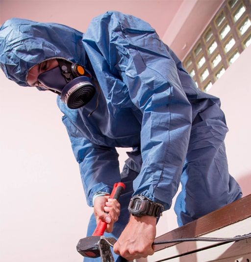 Asbestos Management Survey Carried out by Core Surveys
