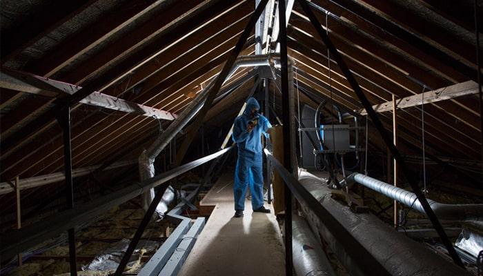Choosing an Asbestos Surveyor Blog Image